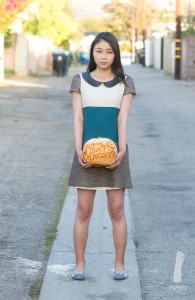 Miki Nomura street snap#2